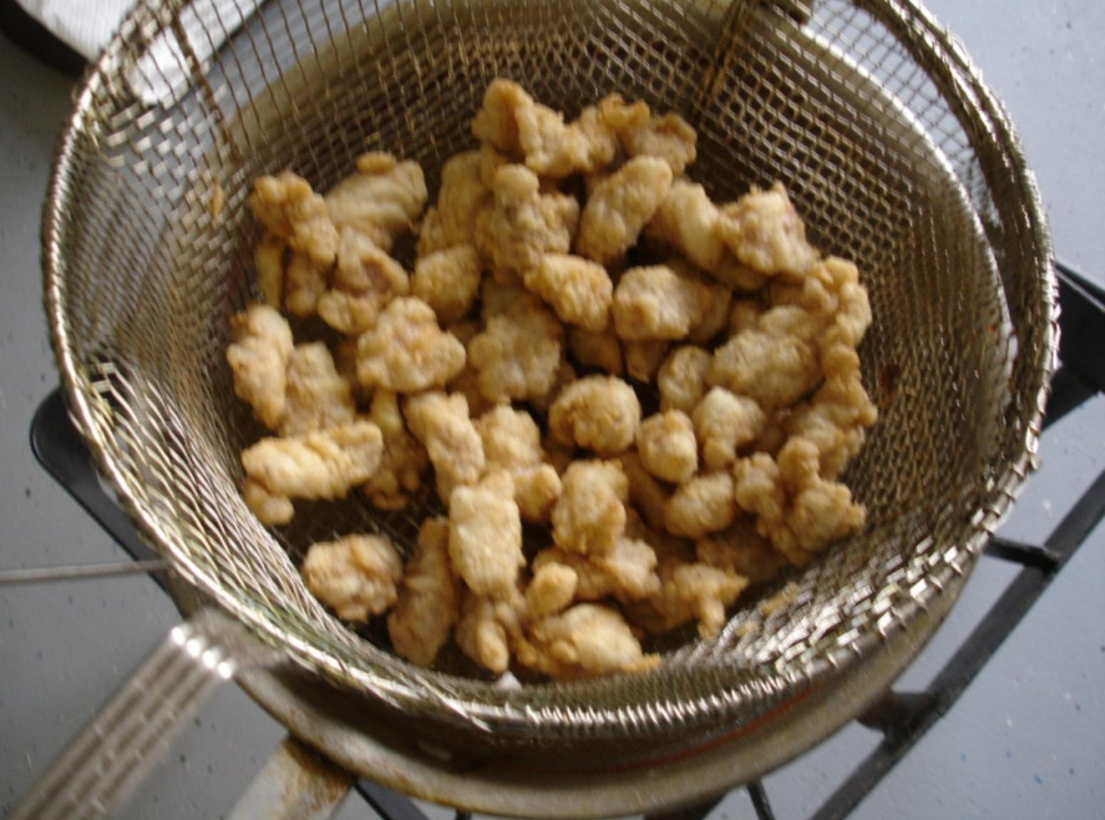 Fried Alligator with Creole Remoulade Sauce Recipe