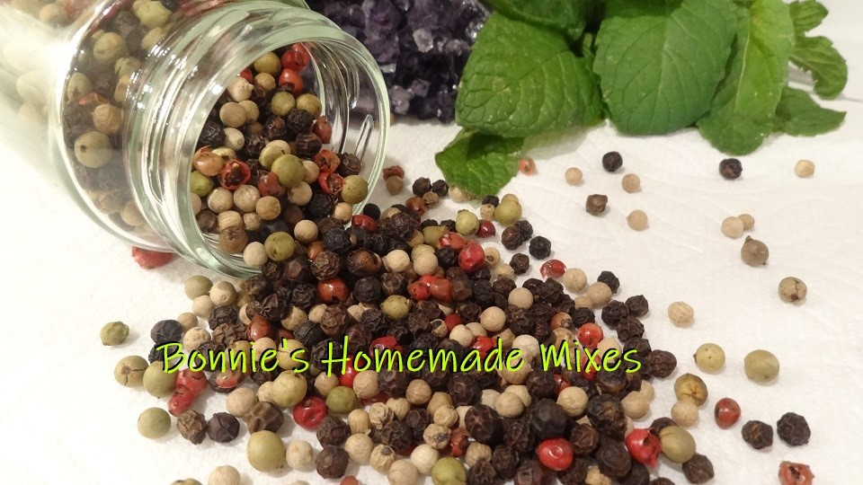 HOMEMADE BEAN SOUP MIX Recipe
