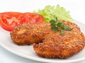 Olive Garden Parmesan Crusted Chicken Recipe Just A Pinch Recipes