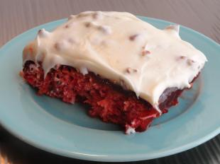 Cherry-berry cake Recipe
