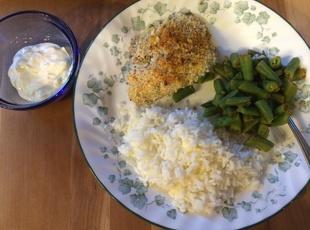 Crunchy Baked Tilapia Recipe