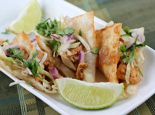 Wonton Tacos Recipe