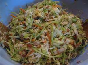 Everything Chinese Coleslaw Recipe