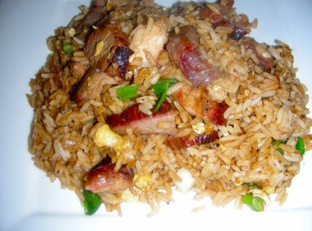 Pork Fried Rice Recipe 3 | Just A Pinch Recipes