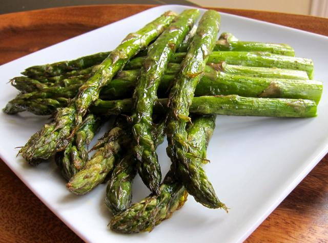 Oven Roasted Asparagus Recipe 2 | Just A Pinch Recipes