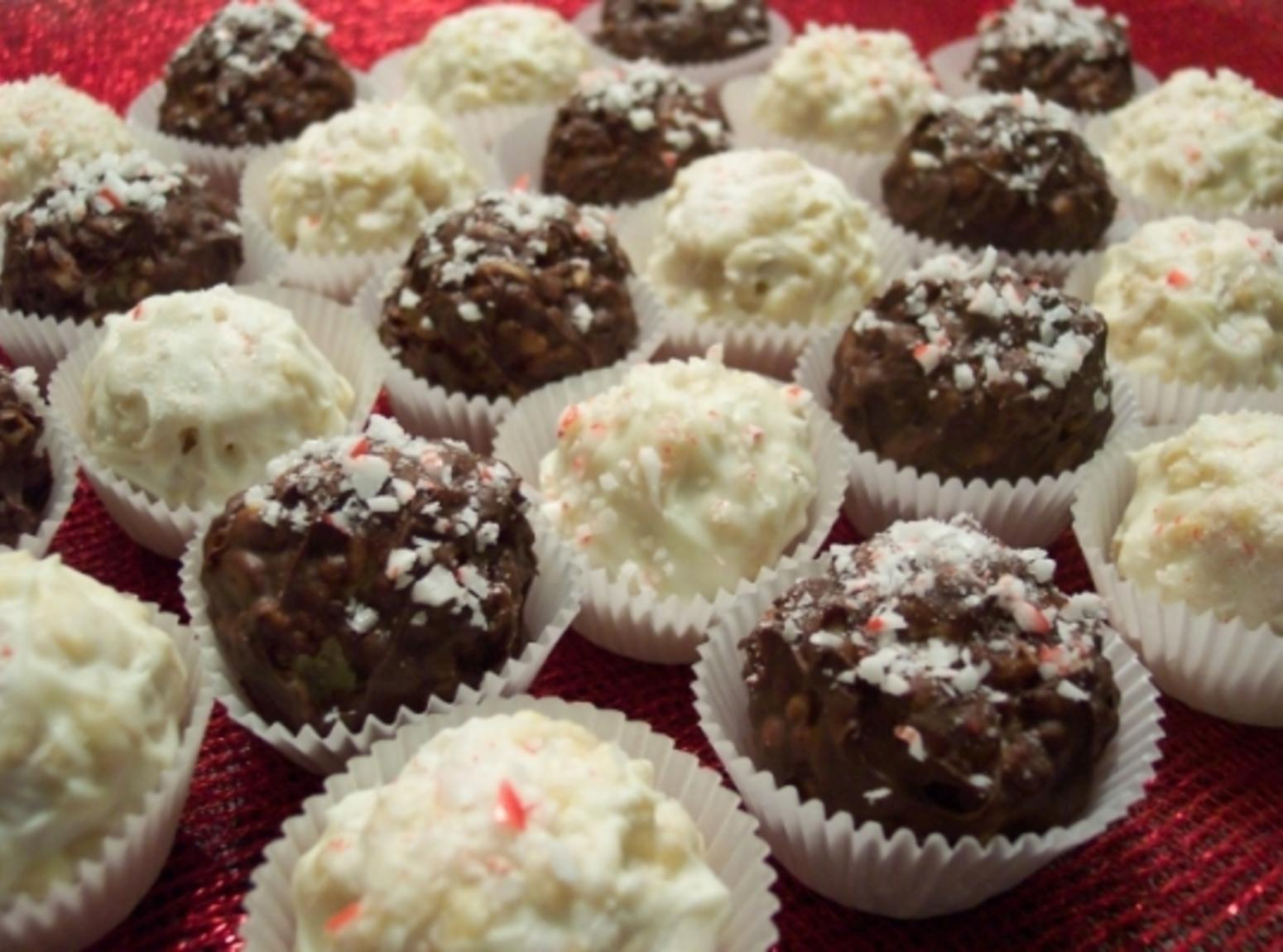 Peppermint Balls Recipe