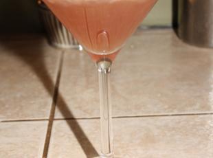 Pomegrante Martini Punch Recipe