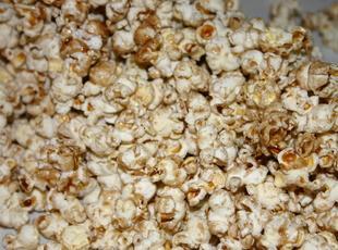 Maple Pumpkin Spice Popcorn Recipe