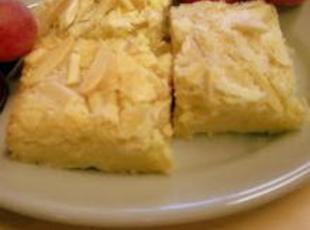 Almond Squares Recipe