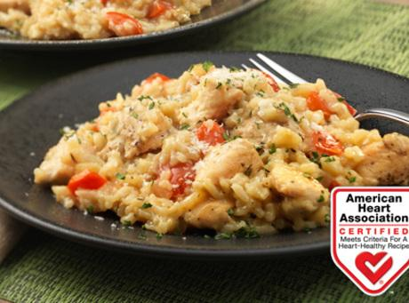 campbell s kitchen creamy risotto style chicken amp rice