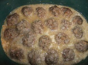 123 Meatballs for Potluck Recipe