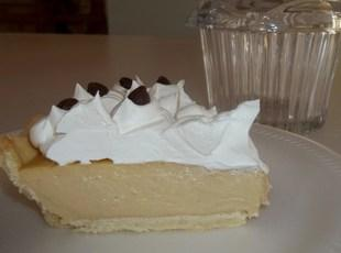 Peanut Butter Pie - From Scratch - Cass's Recipe