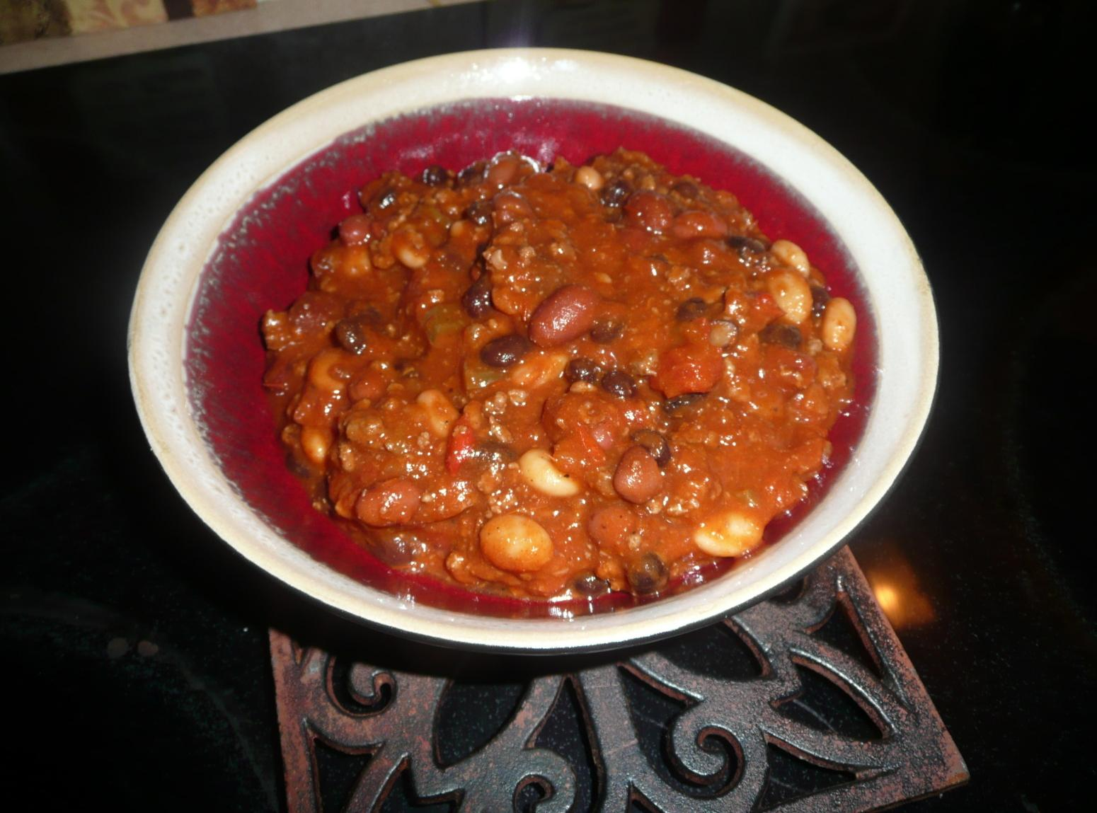 5 Star Chili Recipe