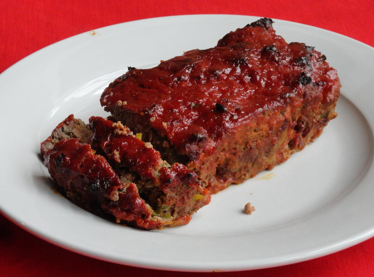 MEATLOAF ON THE GRILL Recipe | Just A Pinch Recipes