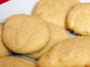 Egg Nog Sugar Cookies Recipe