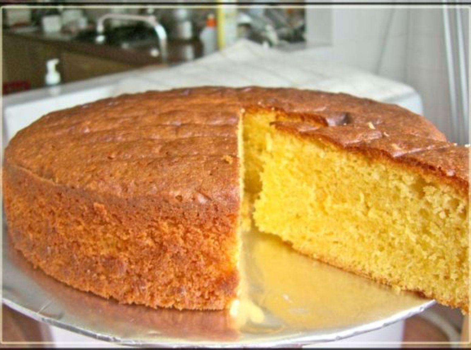 Cake Boss Sponge Cake Recipe