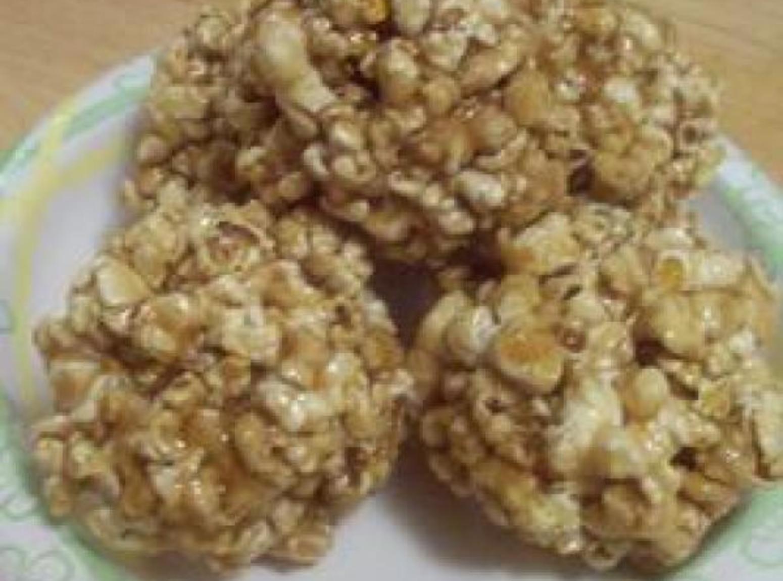 Pop's Molasses Popcorn Balls & Taffy Recipe