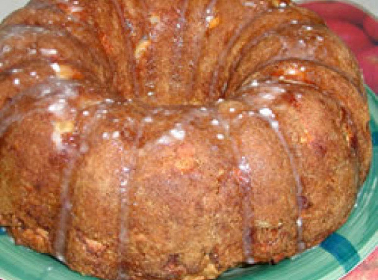 Apple Walnut Cake Recipe 2   Just A Pinch Recipes
