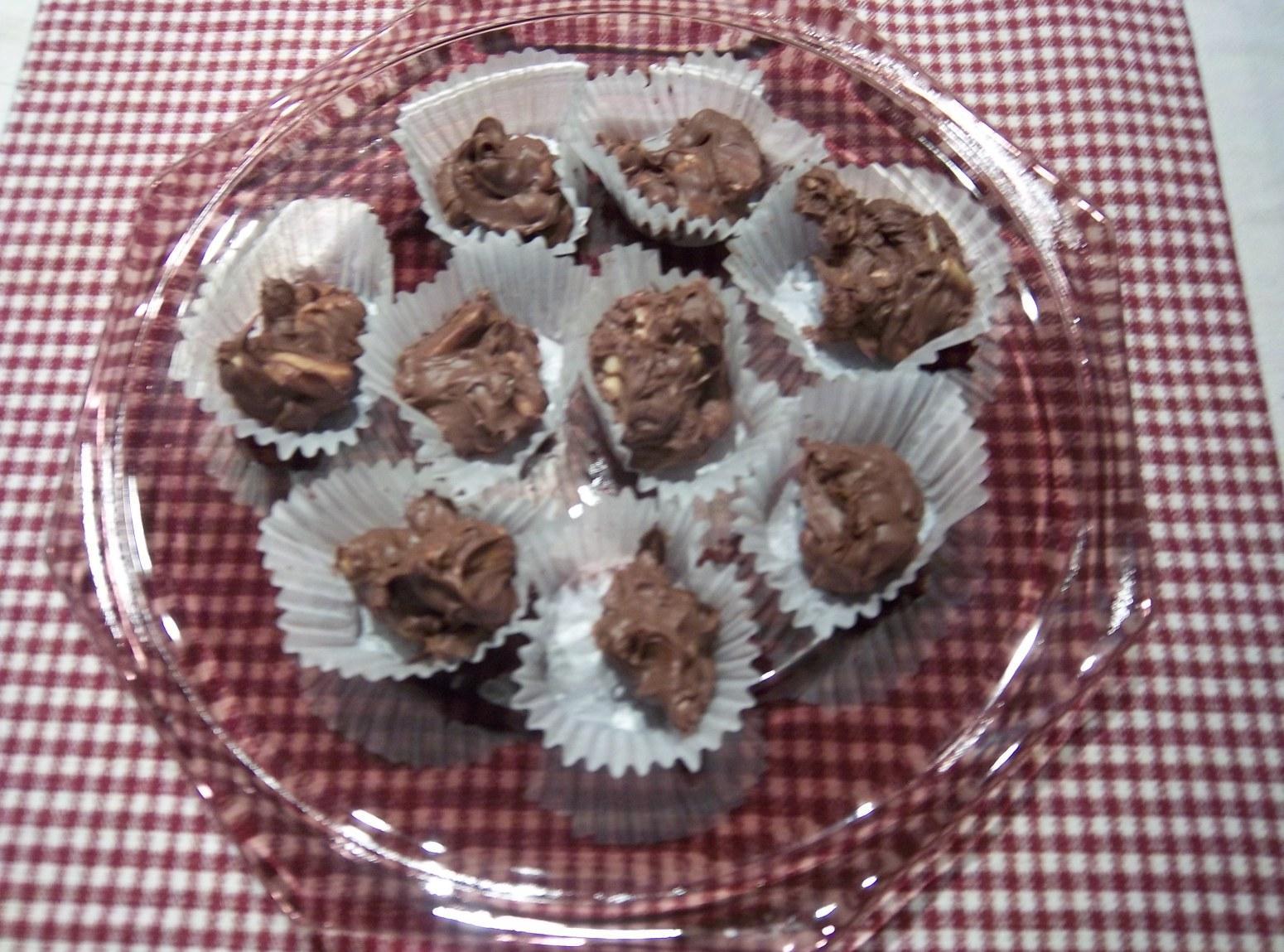 Milk Chocolate Covered Peanuts Recipe
