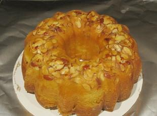 Almond Limoncello Pound Cake Recipe