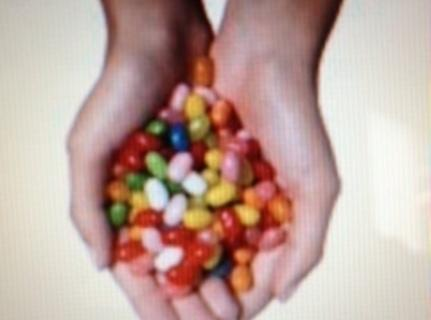 Homemade Jelly Beans Recipe