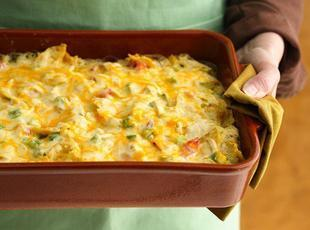 Rotel Mexican Chicken Casserole Recipe