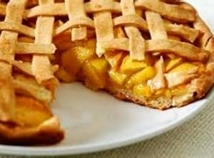 Diabetic Peach Pie Recipe