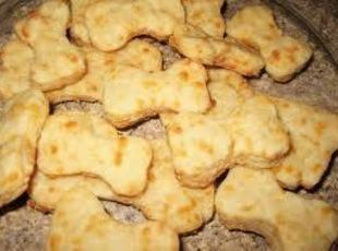 Cheesy Dog Biscuit's Recipe