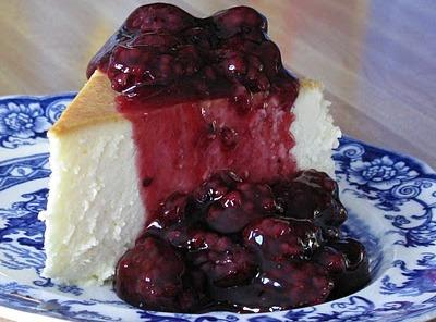 New York Cheesecake (Jim Fobel's Old-Fashioned Baking Book) Recipe