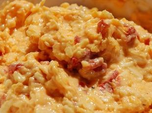 Texas Pimento Cheese Spread Recipe