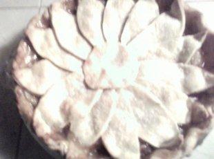 Sunflower Apple Pie Recipe