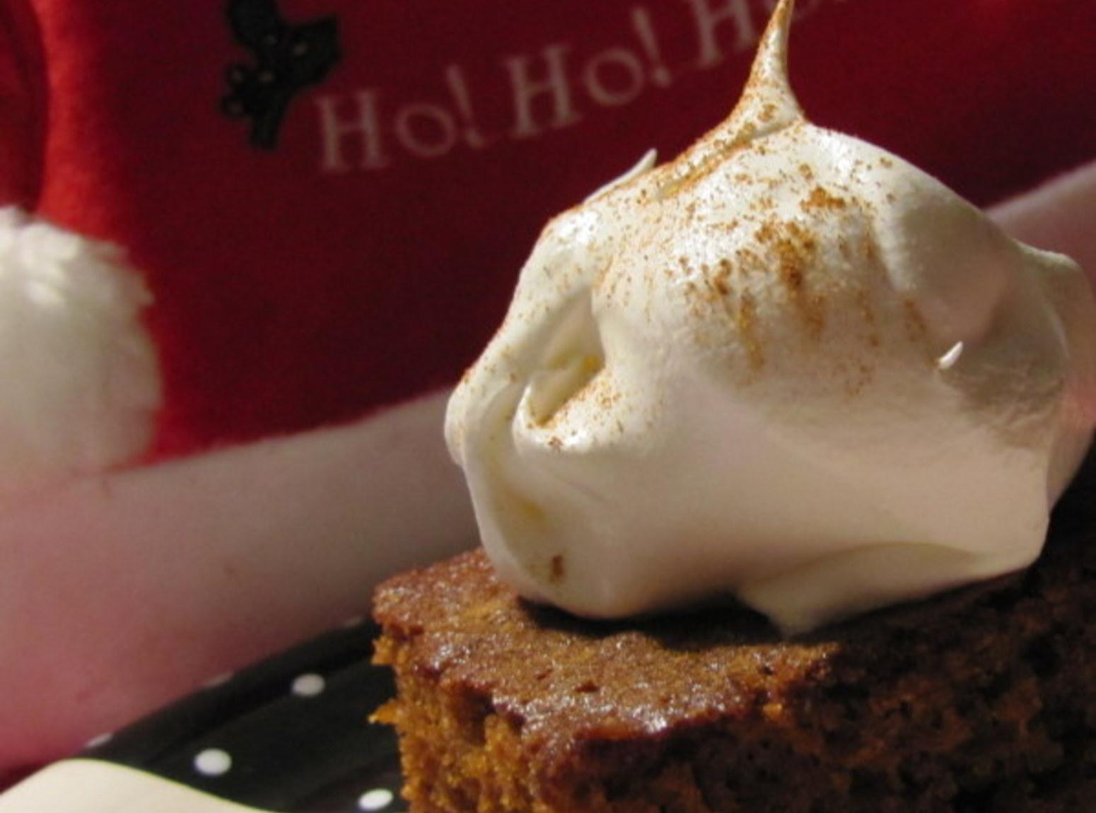 Gingerbread Cake and a Blogger's Obstacles Recipe