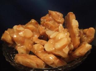 Buttery Macadamia Nut Brittle Recipe