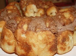 Christmas Eve Shortcut Cinnamon Buns