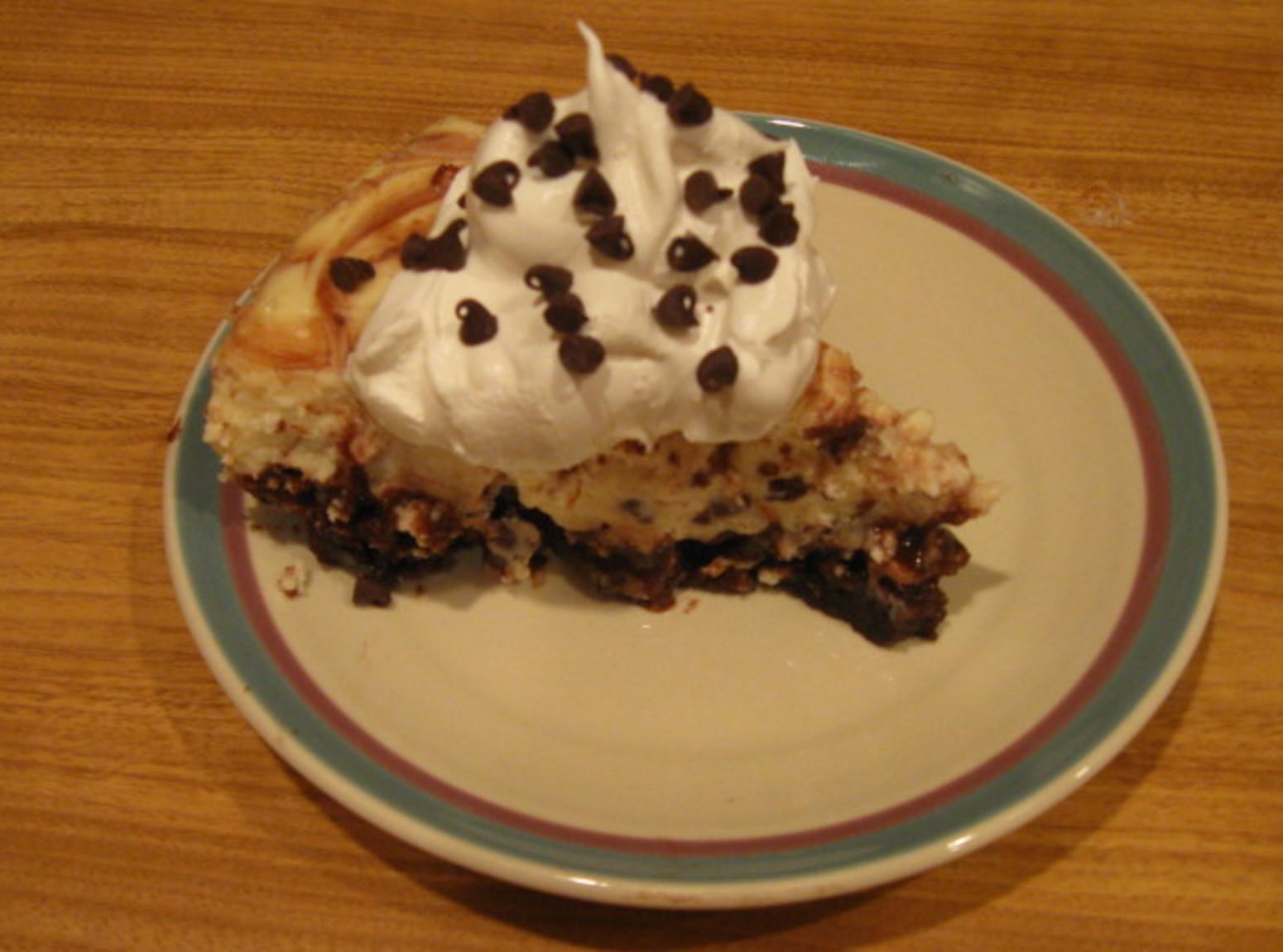 Decadent Brownie Cheesecake Recipe