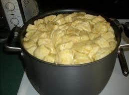 Homemade Chicken n Dumplings Recipe
