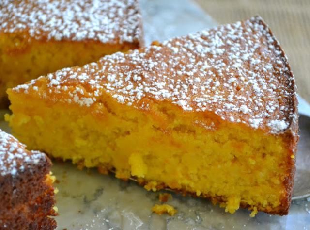 Flourless Tangerine Cake Recipe