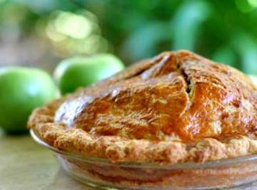 Old Fashioned Apple Pie Recipe 4 | Just A Pinch Recipes