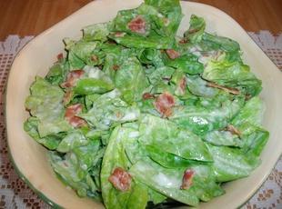 Grandma Richter's Lettuce Salad