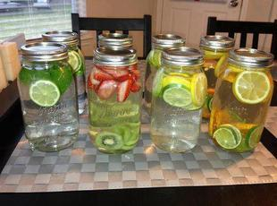 Infused Waters Recipe