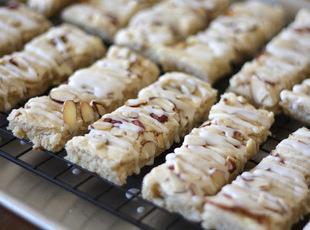 candinavian Almond Bars - Gluten Free or Not