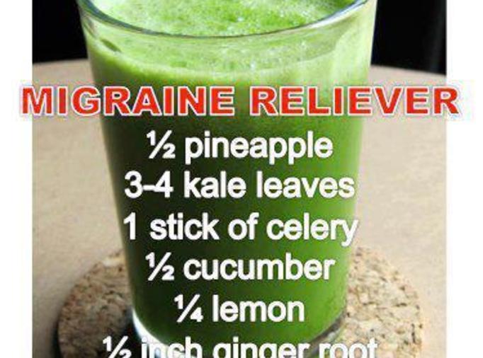 Migraine reliever Recipe