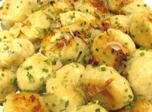 Boss Lady Debbie's Easy Potato Dumplings Recipe