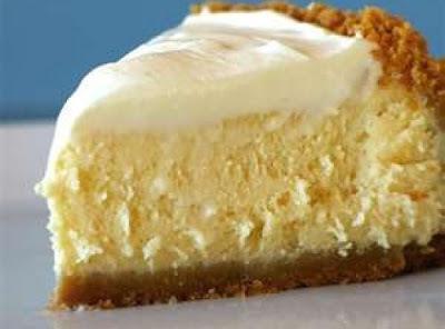 5 Minute - 4 Ingredient No Bake Cheesecake Recipe