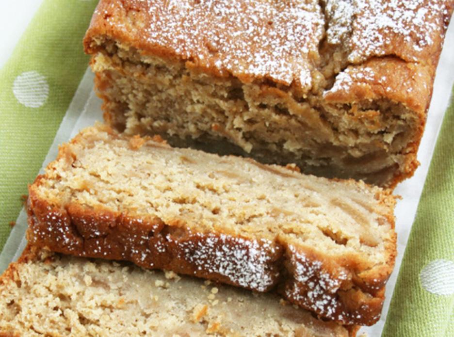 SUNKEN APPLE PIE BREAD Recipe | Just A Pinch Recipes