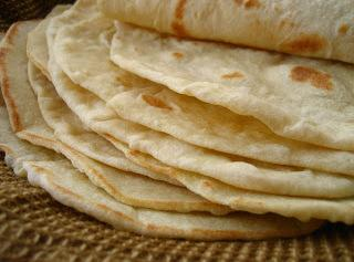 Leavened Tortillas Recipe