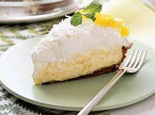 SUGAR FREE COCONUT CREME PIE Recipe