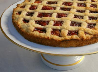 Italian Jam Crostata Recipe | Just A Pinch Recipes