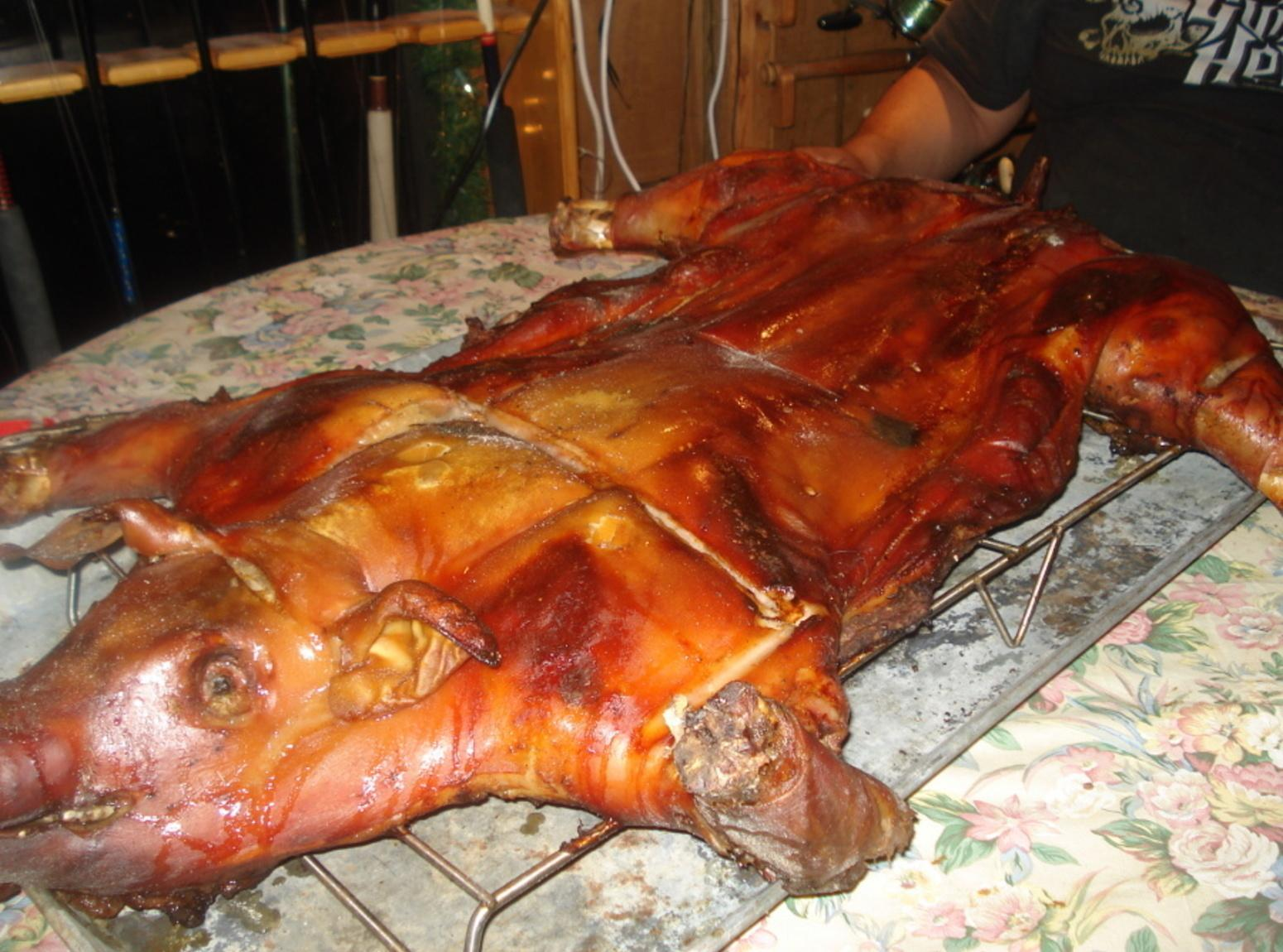 Cuban Roasted Whole Pork, Cuban Lechon Asado Recipe