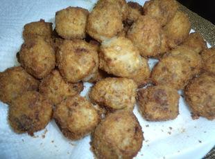 Hot SauerKraut Balls